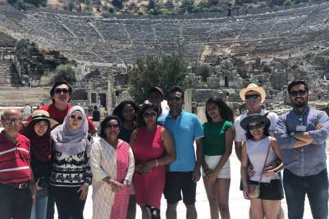 Van Istanbul: Ephesus Full-Day Trip met vliegtickets