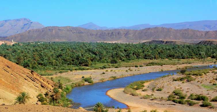 Zagora and the Draa Valley Tour From Ouarzazate