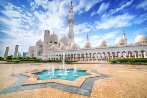 Depuis Dubaï: visite photo de 1jour à Abou Dabi