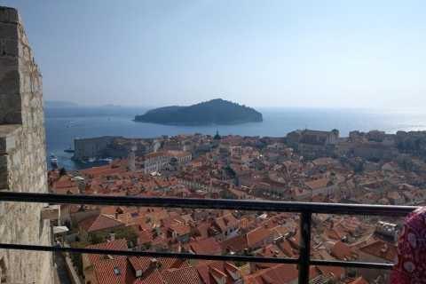 Dubrovnik Guided Tour from the City Walls