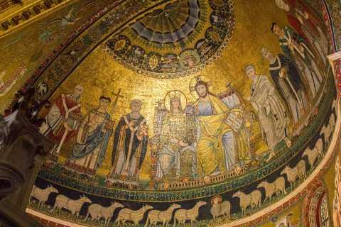St. Benedict in Rome Walking Tour