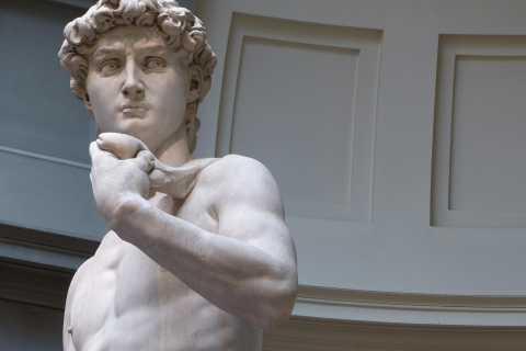 Tour privato della Galleria dell'Accademia con Skip the Line Ticket