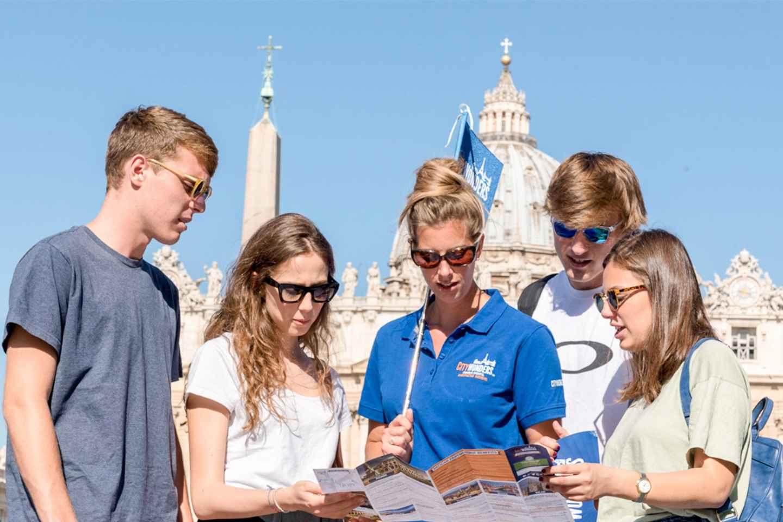 Rom: Vatikan & Sixtinische Kapelle -Tour ohne Anstehen