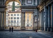 Von Rom: Florenz Uffizien & Accademia Führung