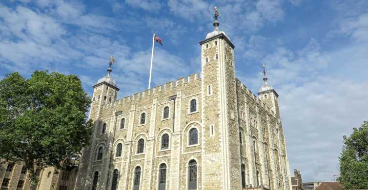 Tower of London en de Tower Bridge VIP Early Access-Tour
