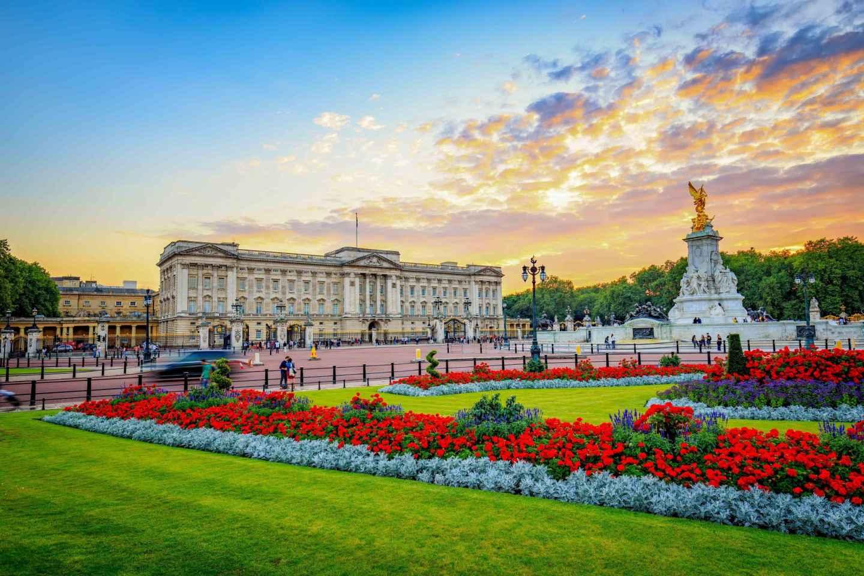 London: Magisches London und Nachmittags-Tee bei Harrods