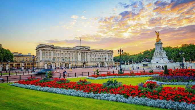 La magia de Londres: tour con té de la tarde en Harrods