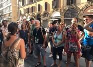 Florenz: Rundgang mit Frühstück oder Aperitivo