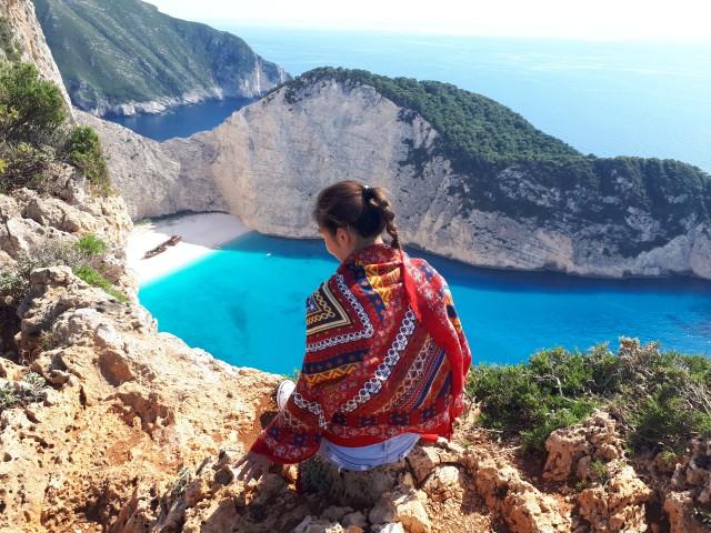 Zakynthos: tour Navagio Shipwreck Beach & blauwe grotten