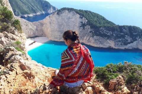 Zakynthos Island: Navagio Shipwreck Beach & Blue Caves Tour