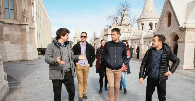 Budapest: 3-Hour Walking Tour of Pest with a Historian
