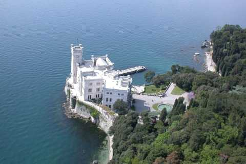 Trieste Panoramic City and Miramare Castle Tour