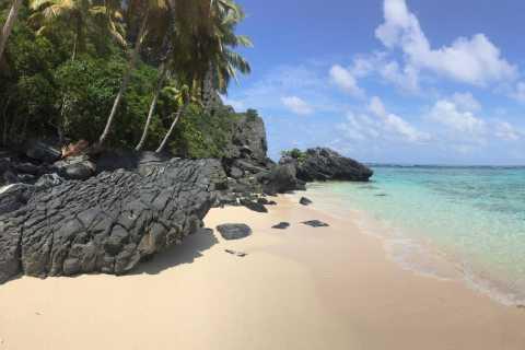 Dominican Republic: Full-Day Beach Trip on Samana Peninsula