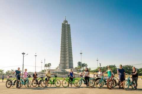 Havana by E-bike