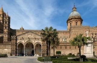 Palermo und Monreale Tour