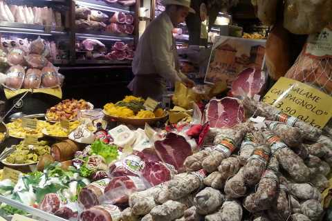 From Florence: Bologna Street Food Tour