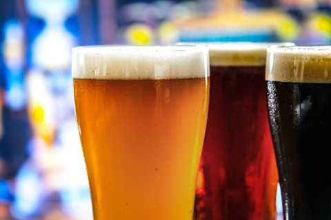 From San Francisco: Napa Valley Beer Breweries Private Tour