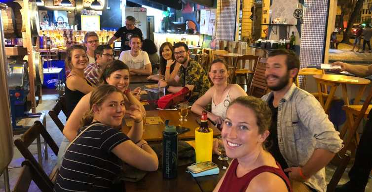 Rio de Janeiro: Pub Crawl in Lapa