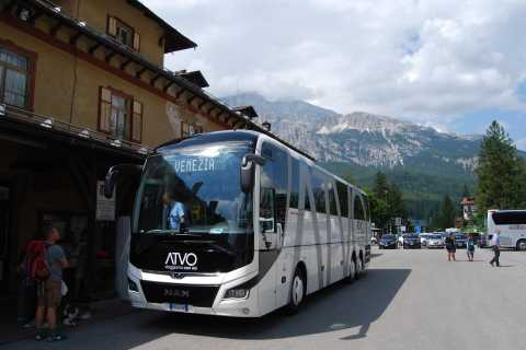 Express Bus Service: Venice to Cortina