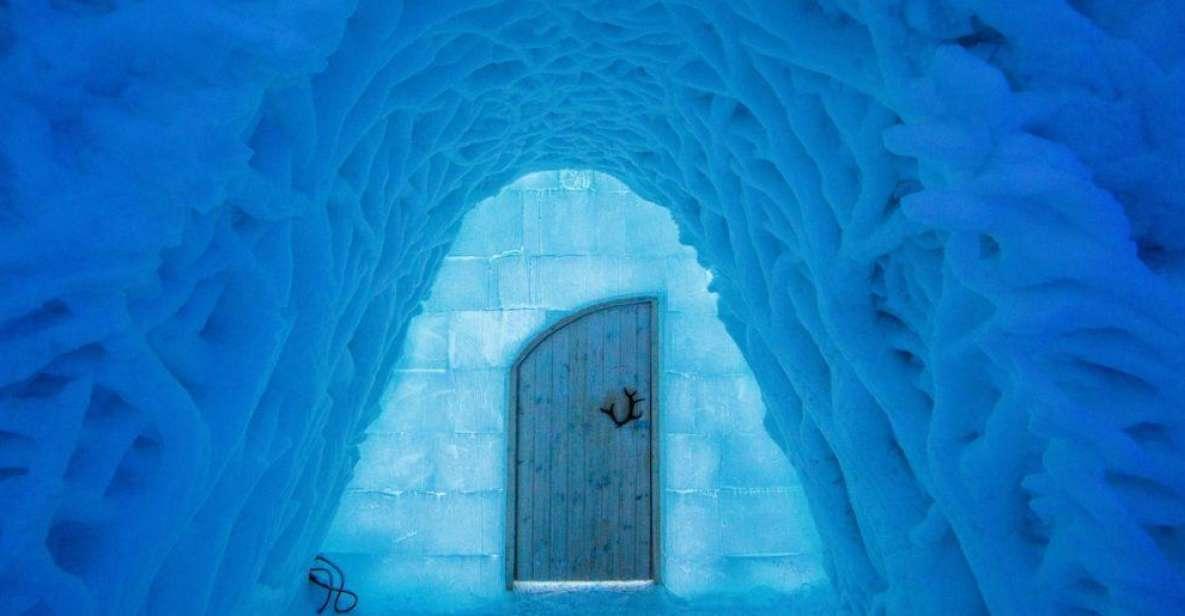Tromsø: Ice-Domes-Führung und Rentier-Besuch
