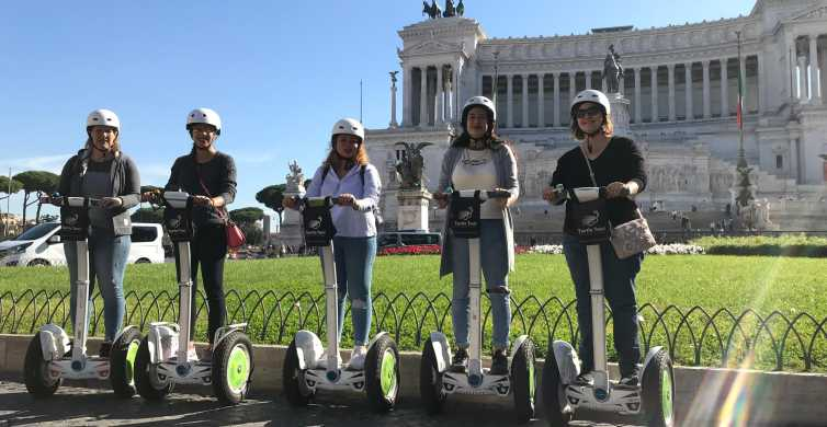 Heart of Rome: Discover the City by Segway