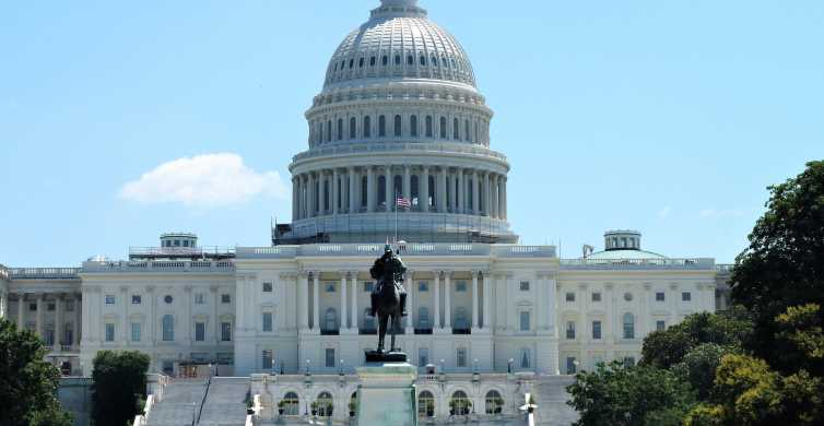 Washington, DC: VIP-Tour mit US-Kapitol & National Archives
