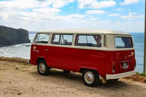Da Portimão e Carvoeiro: tour della costa dell'Algarve in un furgone VW T2