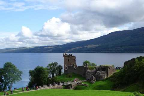 From Inverness: Loch Ness and The Highlands Tour