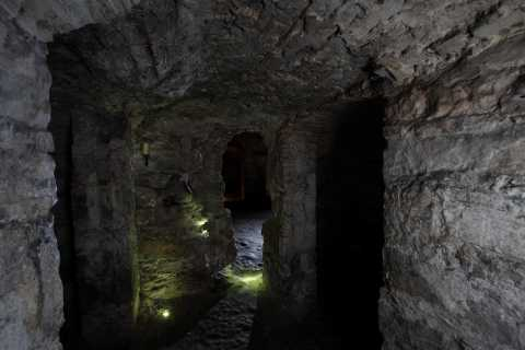 Edinburgh: Historic Underground Vaults Daytime Tour