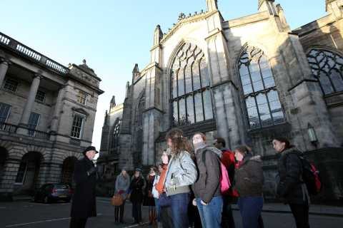 Edinburgh: Old Town Historical Walking Tour