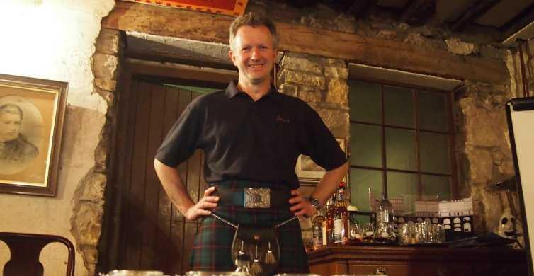 Edinburgh: Whisky-Tour mit Verkostung