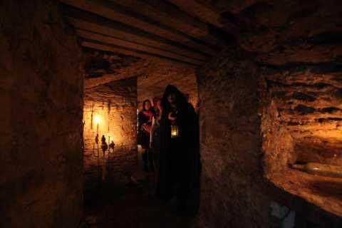 Edinburgh: Halloween Underground Ghost Tour