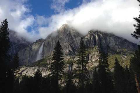 Yosemite: tour de audio guiado por uno mismo