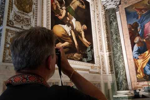 Rome: Art and Blood of Caravaggio Tour