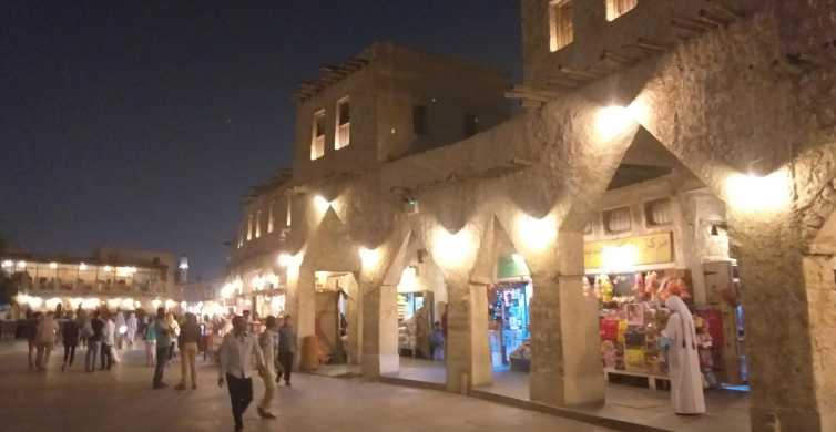 Doha: City Tour and Dhow Boat Cruise