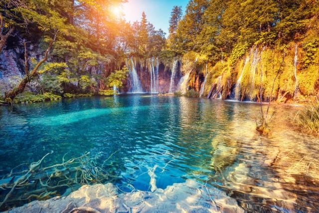 Vanuit Split: dagtrip naar de prachtige Plitvicemeren