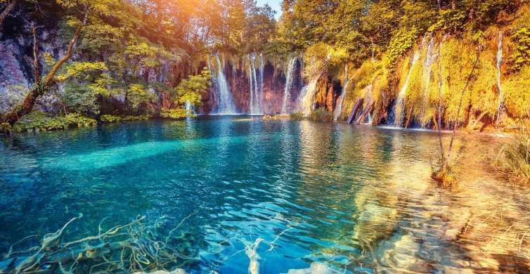 Laghi di Plitvice: tour di 1 giorno da Spalato