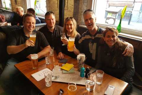 Manchester Food Tour with a Local Guide