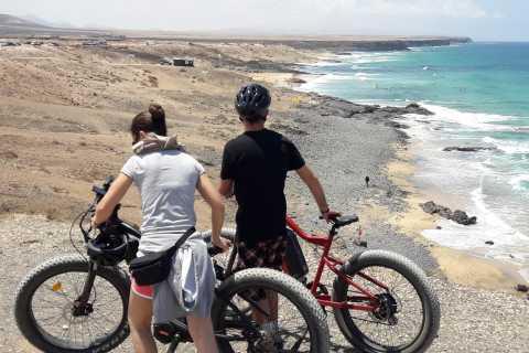 Corralejo: E-Bike-Tour und Wanderung