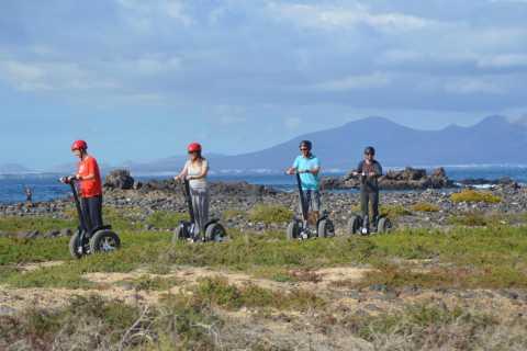 Corralejo: Geführte Segway-Tour