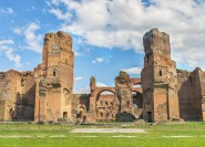 Rom: Caracalla, das Kolosseum, Circus Maximus Private Tour