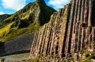 Belfast Landausflug: Giant's Causeway und Belfast Tour