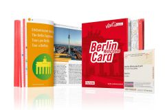 Berlin WelcomeCard: Descontos e Transporte Zonas ABC