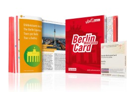 What to do in Berlin - Berlin WelcomeCard: Discounts & Transport Berlin Zones (ABC)