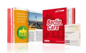 Berlin WelcomeCard: Discounts & Transport Berlin Zones (ABC)