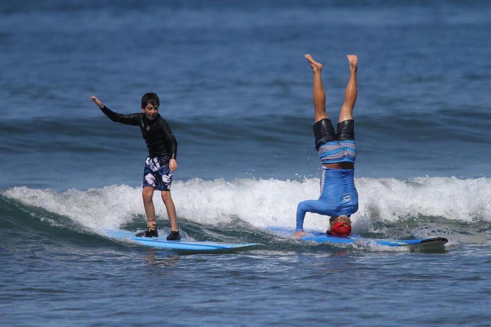 Maui Lahaina Group Surf Lesson