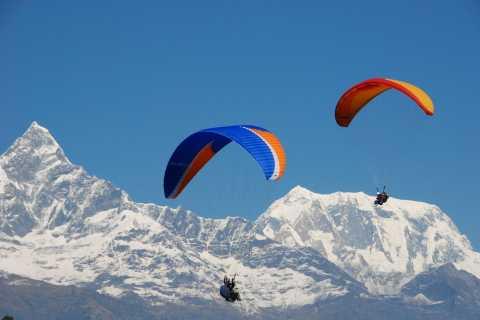 Pokhara: 30-Minute Paragliding Experience