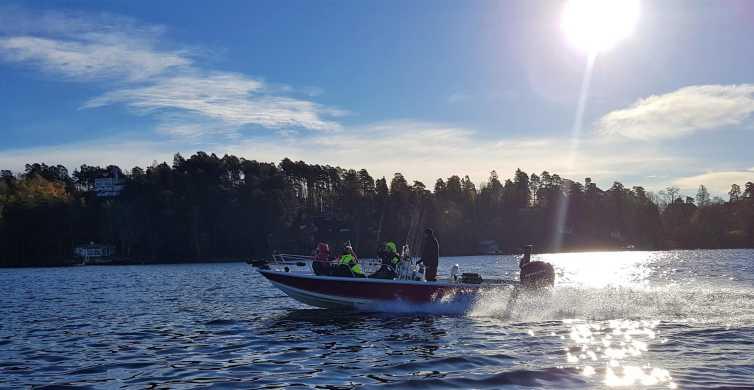 Stockholm: Sportfishing in Archipelago