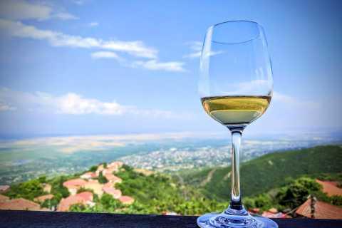 Kakheti: Organic Wine Tasting Tour & Traditional Lunch