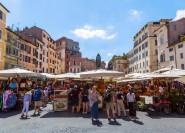 Roms historische Lebensmittel-Märkte: Kleingruppentour